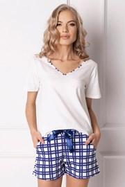 Damska piżama Blumy krótka