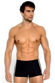 Męskie bokserki kąpielowe LORIN Ignazio Black
