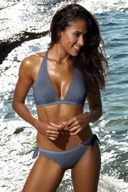 Dwuczęściowy kostium kąpielowy Cadit Blue