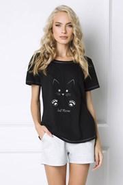 Damska piżama Cat Woman krótka