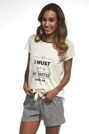 Damska piżama My Coffee