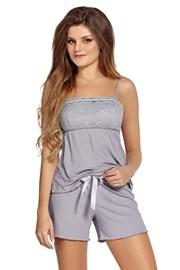 Elegancka damska piżama Colette