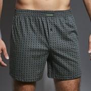 Męskie bokserki  CORNETTE Comfort Grey