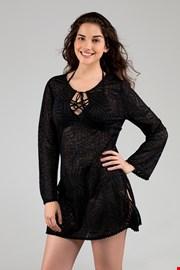 Sukienka plażowa Trinidad Black