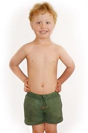 Chłopięce szorty kąpielowe Leonard Salvia