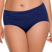 Figi od kostiumu kąpielowego curves Paradise Blue