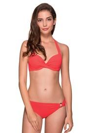 Dwuczęściowy kostium kąpielowy Fiji Red