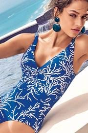 Damski jednoczęściowy kostium kąpielowy David Mare Reef bez fiszbinów