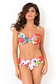 Dwuczęściowy damski kostium kąpielowy David Mare Playa na fiszbinach