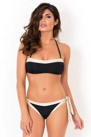 Dwuczęściowy damski kostium kąpielowy David Mare Gleam z fiszbinami