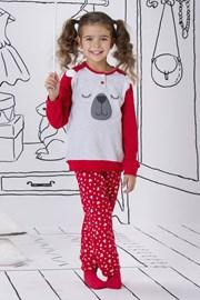 Dziewczęca piżama Lea