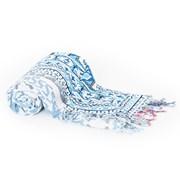 Koc plażowy włoskiej marki David Beachwear, Gujarat 180x100 cm