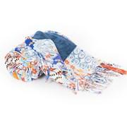 Koc plażowy włoskiej marki David Beachwear Jaipur 180x100 cm