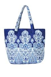 Torba plażowa włoskiej marki David Beachwear kolekcja Kerala 36x46 cm