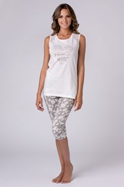Damska piżama Jersey