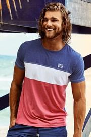 Luksusowy T-shirt męski Clark