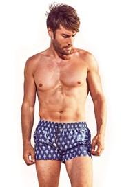 Męskie szorty kąpielowe DAVID 52 Tie Print Odyssea