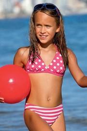 Dziewczęcy kostium kąpielowy Dot DP2