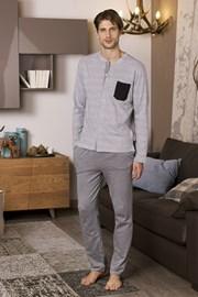 Męska piżama COTONELLA Abele
