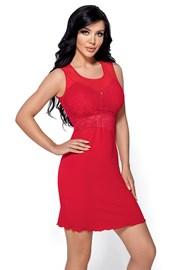 Kusząca koszulka Dentelle Red