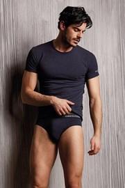 Męski komplet: T-shirt i slipy Enrico Coveri 1625SB