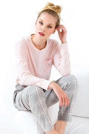 Damska piżama Stella różowa