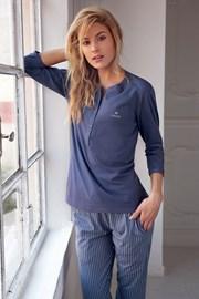 Damska piżama Juliet niebieska