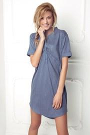 Koszula nocna Simone niebieska