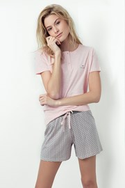 Damska piżama Caprice różowa