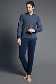 Męska piżama włoskiej produkcji Fabias Blue