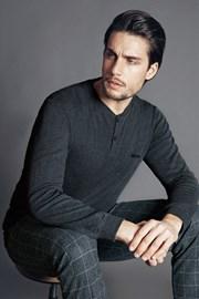 Męska piżama włoskiej produkcji Vincent