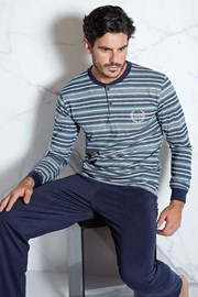 Męska piżama włoskiej produkcji - Luigi