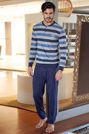 Męska piżama włoskiej produkcji - Edoardo