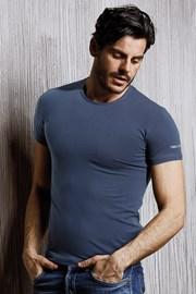 Obcisły męski T-shirt Enrico Coveri 1000C