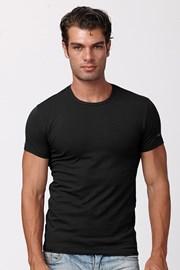 Męski przylegający T-shirt Enrico Coveri 1000