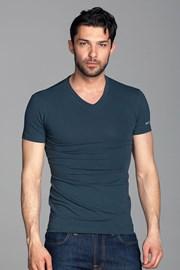 Męski przylegający T-shirt Enrico Coveri 1501