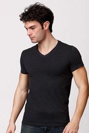 Męski bawełniany T-shirt włoskiej produkcji Enrico Coveri