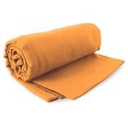 Szybkoschnący ręcznik Ekea pomarańczowy 100x200