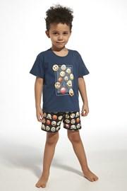 Chłopięca piżama Emoticon