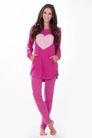 Damska piżama włoskiej produkcji Big Heart