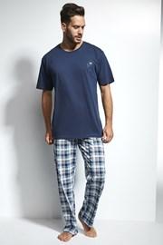 Męska piżama CORNETTE Great Outdoors Blue
