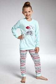 Dziewczęca piżama Cornette Hippo