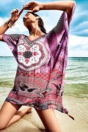 Włoska sukienka plażowa Iconique IC8107