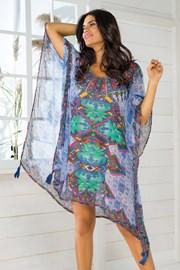 Włoska sukienka plażowa Iconique IC8109