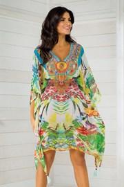 Włoska sukienka plażowa Iconique IC8112