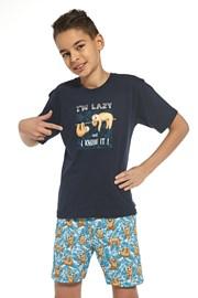 Chłopięca piżama I am Lazy