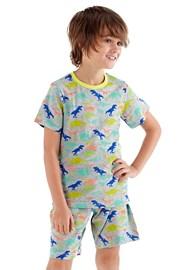 Piżama chłopięca Roar krótka