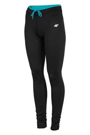 Damskie legginsy sportowe 4F Dry Control