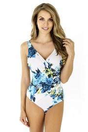 Jednoczęściowy damski kostium kąpielowy Sun bez fiszbinów