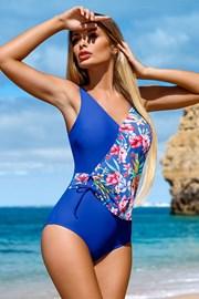 Jednoczęściowy damski kostium kąpielowy Flor